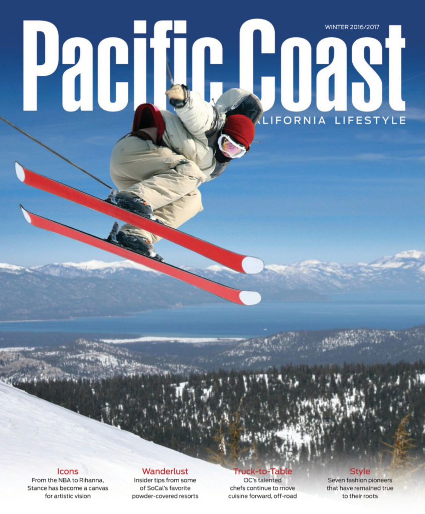 Pacific Coast Magazine Winter 2016