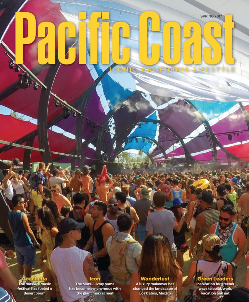 Pacific Coast Magazine Spring 2017 Coachella