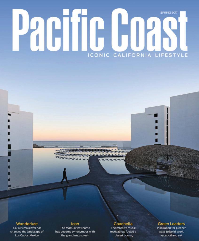 Pacific Coast Magazine Spring 2017 Cabo