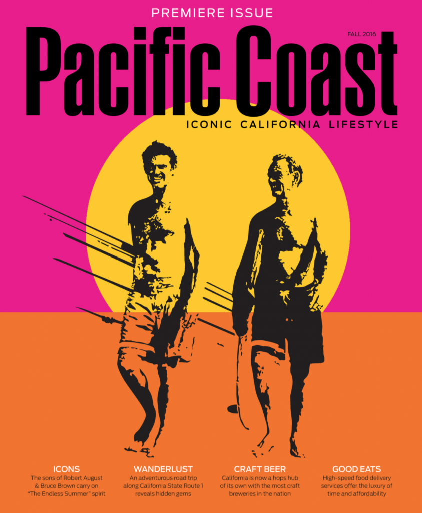 Pacific Coast Magazine Fall 2016 Endless Summer