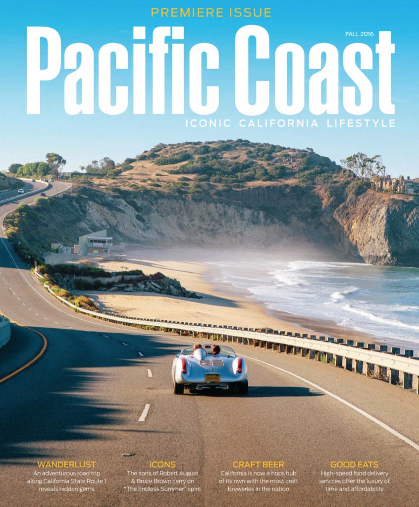 Pacific Coast Magazine Fall 2016 Coast Drive